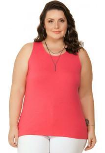 6d9d2a8e0b Plus Size Recorte Viscose feminino
