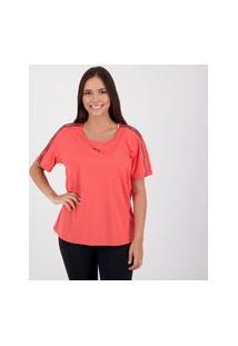Camiseta Puma Soft Sports Feminina Rosa