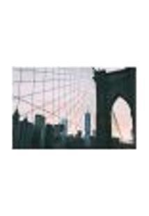 Painel Adesivo De Parede - Brooklyn - 234Pn-P