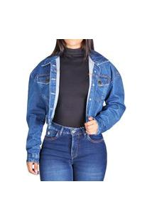 Jaqueta Jeans Five Jeans