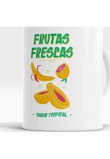 Caneca Frutas Frescas