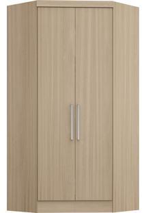 Modulo De Closet Com 2 Porta E 2 Gavetas Infinity 3806A-Castro Móveis - Nogueira