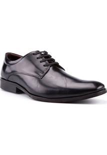 Sapato Masculino Woche Premium Social Preto