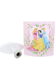 Abajur Oval Infantil Princesas 110450004