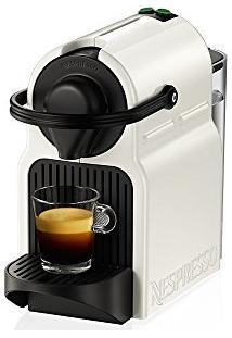 Cafeteira Nespresso Inissia, Branco, C40, Capacidade Para 700Ml, 110V
