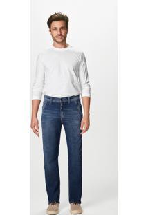 Calça Jeans Tradicional Super Stretch Malwee