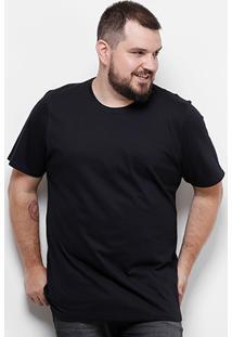 Camiseta Drezz Up Plus Size Básica Masculina - Masculino