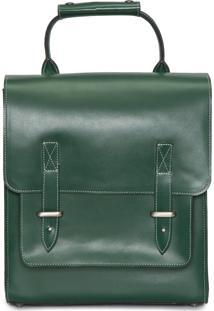 Bolsa Cronos Backpack Wokbag - Verde