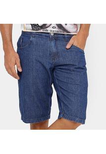 Bermuda Jeans Code Incas Masculina - Masculino