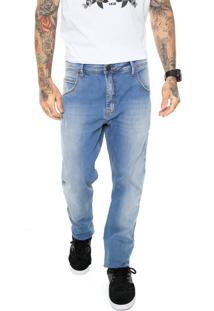 Calça Jeans Mcd Slim New Azul