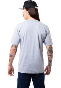 Camiseta Fallen Awake Owl Mescla