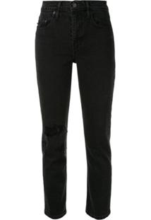 Nobody Denim Calça Jeanstrue Apollo - Preto