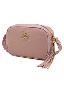 Bolsa Feminina Transversal Nexstar Mini Bag - Rosa