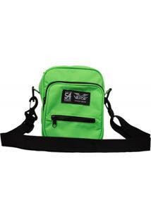 Bolsa Shoulder Bag Verse Limited 54 Big Neon Verde