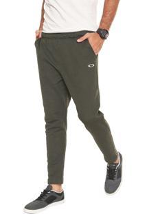 Calça Moletom Oakley Slim Pants Verde