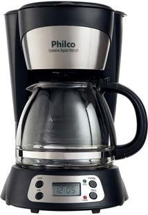 Cafeteira Phd14P, Capacidade Para 14 Xícaras, Display Digital, Jarra De Vidro, Função Timer, Sistema Corta Pingo - Philco