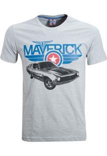 Camisa Liga Retrô Premium Ford Maverick - Masculino