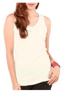 Camiseta Regata Flamê Com Bolso Sulfabril (B0069) 100% Algodão
