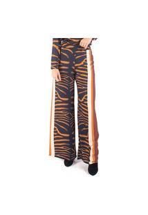 Calça Bana Bana Pantalona Zebra