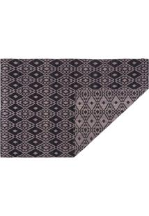 Tapete Kilim Freedom Etnico 9 Black/Purple