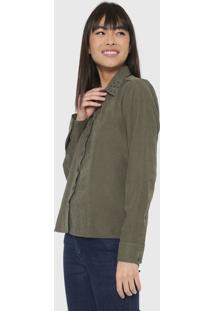 Camisa Malwee Lisa Verde