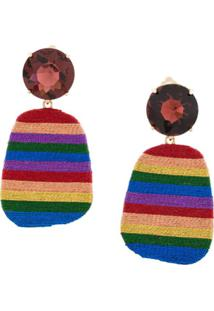 Maryjane Claverol After The Storm Earrings - Azul