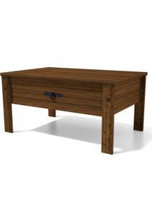 Mesa De Centro Wood 1 Gv Ébano