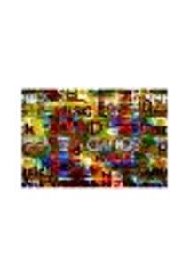 Painel Adesivo De Parede - Musica - 015Pn-M