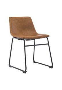 Cadeira Bruna Marrom Rivatti