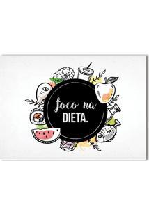 Jogo Americano 12 Peças Rafaela Melara Dieta
