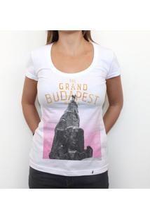 The Grand Budapest Hotel - Camiseta Clássica Feminina