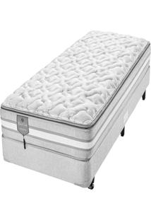 Cama Box Solteiro Molas Ensacadas Americanflex Bed Gel 100X200X73Cm