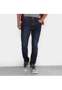 Calça Jeans Mcd Denim New Slim West Masculina - Masculino-Jeans