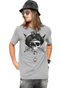 Camiseta Mcd Dark Pirate Cinza
