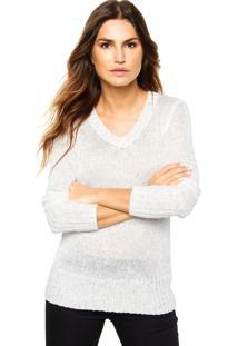 7d1ece4e83f2e Suéter Calvin Klein De Grife feminino   Gostei e agora