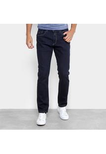Calça Jeans Reta Replay Masculina - Masculino