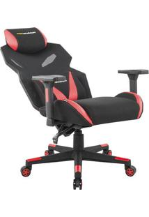 Cadeira Pro Gamer Z- Vermelha & Preta- 129X71X62Cmrivatti