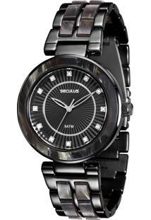Relógio Seculus Feminino 20410Lpsvpf6