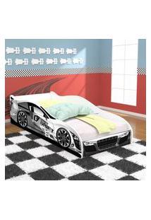 Cama Solt. Carro Drift Bco/Bco Rpm