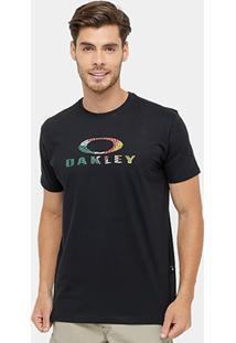Camiseta Oakley Mod Shuffle Board 2.0 Tee Masculina - Masculino