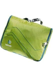 Necessaire Wash Center Lite I Deuter - Unissex-Verde