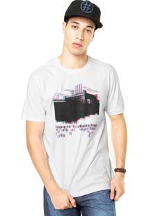 Camiseta West Coast Fábrica Branca