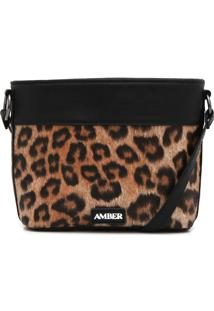 Bolsa Amber Onça Caramelo