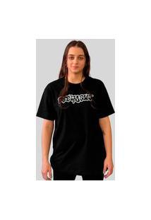 Camiseta Ventura Boombox Preta