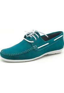 Dockside Atron Shoes Azul