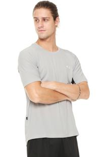 Camiseta Oakley Tech Knit Tee Cinza