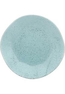 Aparelho De Jantar Oxford Ryo Blue Bay 20 Peças Porcelana