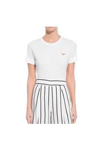Camiseta Forseti Confort F-Basic Branca