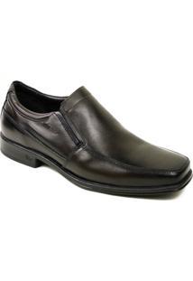 Sapato Social Rafarillo Bico Quadrado - Masculino
