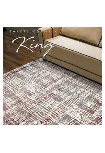 Tapete King Des. 02 1,00X1,40 - Edx Tapetes Tapete King Des. 02 1,00X1,40 - Edx Tapetes Edantex